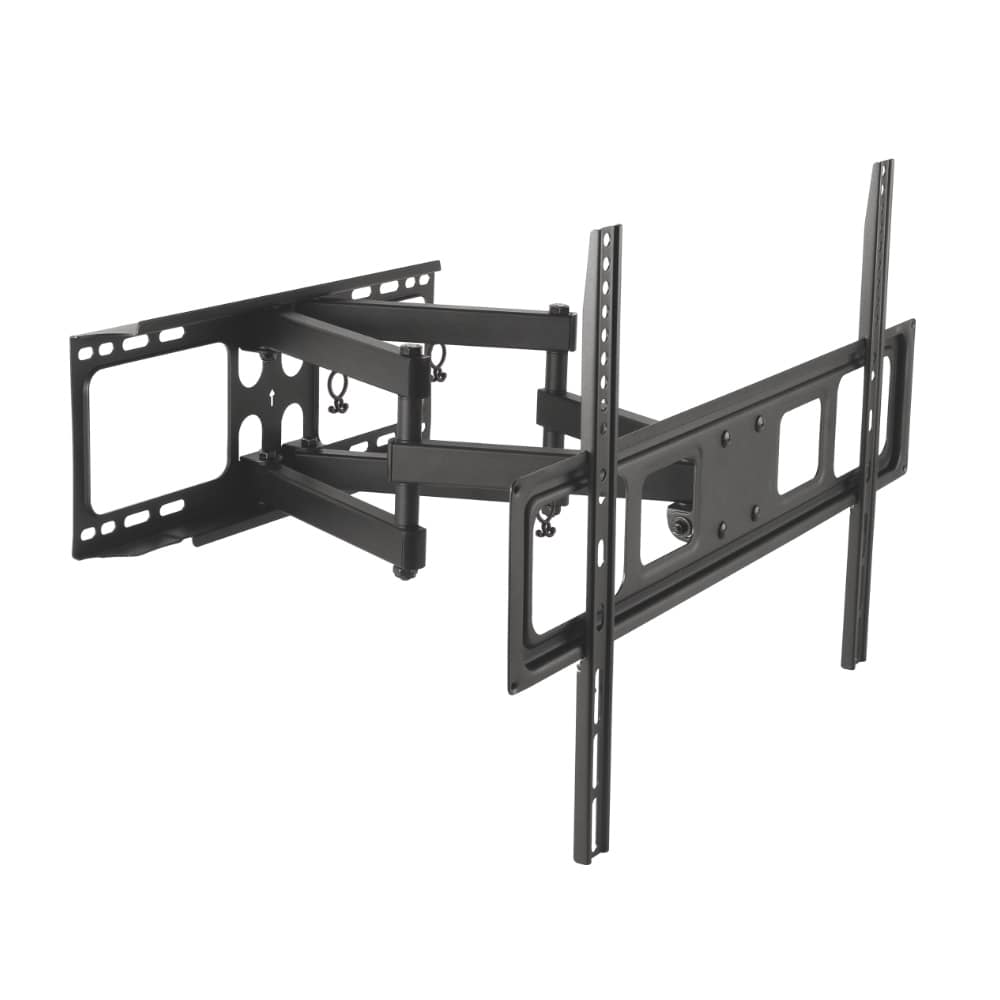 37″ to 70″ Secure & Economical Slim Full Motion LCD LED TV Wall Mount Bracket TV Holder Monitor LPA52-466 | True Vision Philippines