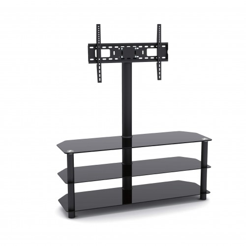 32″ to 55″ Glass & Metal LED LCD TV Stand TP1003L | True Vision Philippines